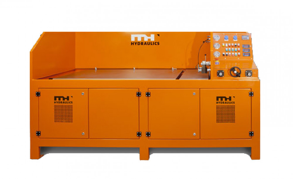 Hydraulic Test Equipment : Hydraulic test equipment kw mh hydraulics